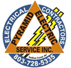 Pyramid Electric Services Logo- Ft Mill SC